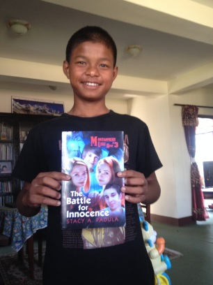 A Reader in Nepal!