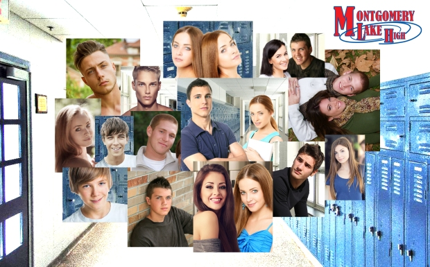 MLH Character Collage